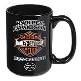 HARLEY-DAVIDSON Tassen Kaffeetassen American Legend Keramik