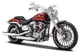 2014 Harley Davidson CVO Breakout Motorcycle Model 1/12 by Maisto...