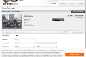 Harley-Davidson Bielefeld