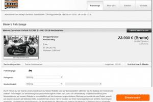 Harley-Davidson Saarbrücken