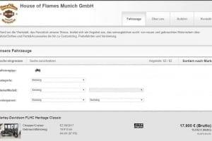 House of Flames München auf Mobile.de
