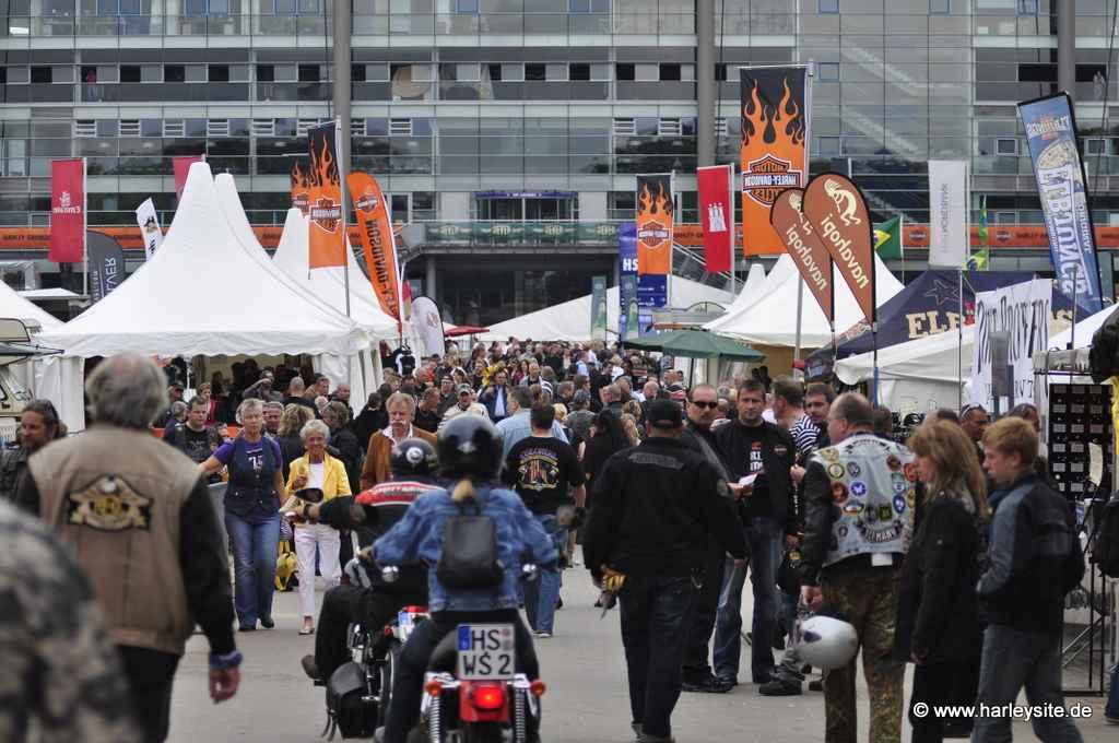 Aus für die Hamburg-Harley Days 2010