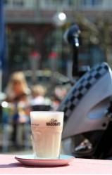 """""""Harley Factory""""-Café in Frankfurt"""