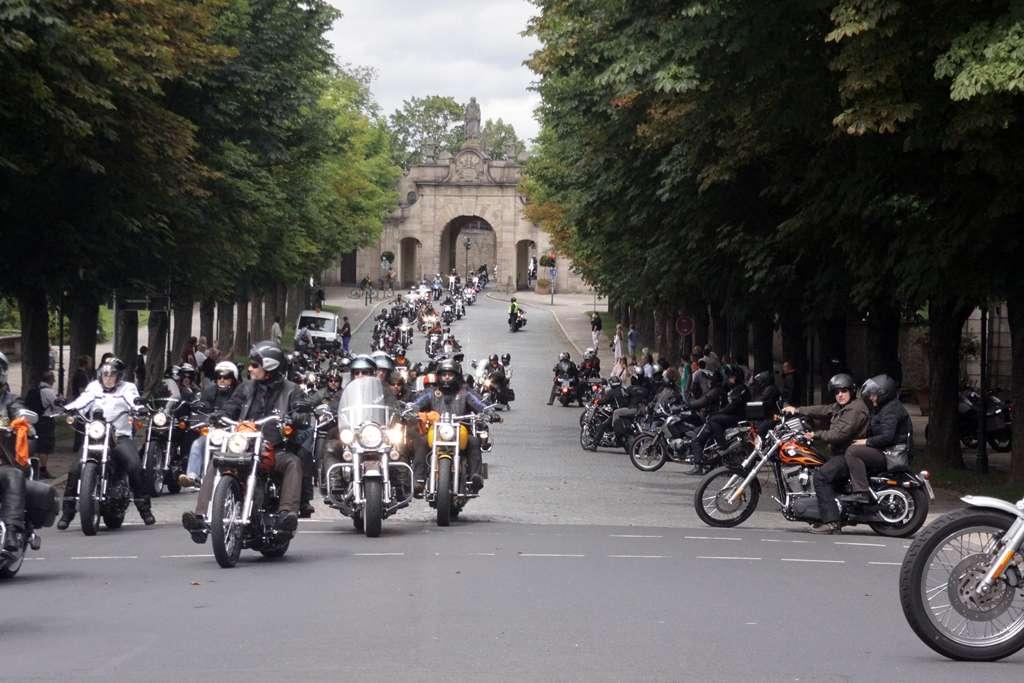 Friendship Ride Germany für den guten Zweck 1