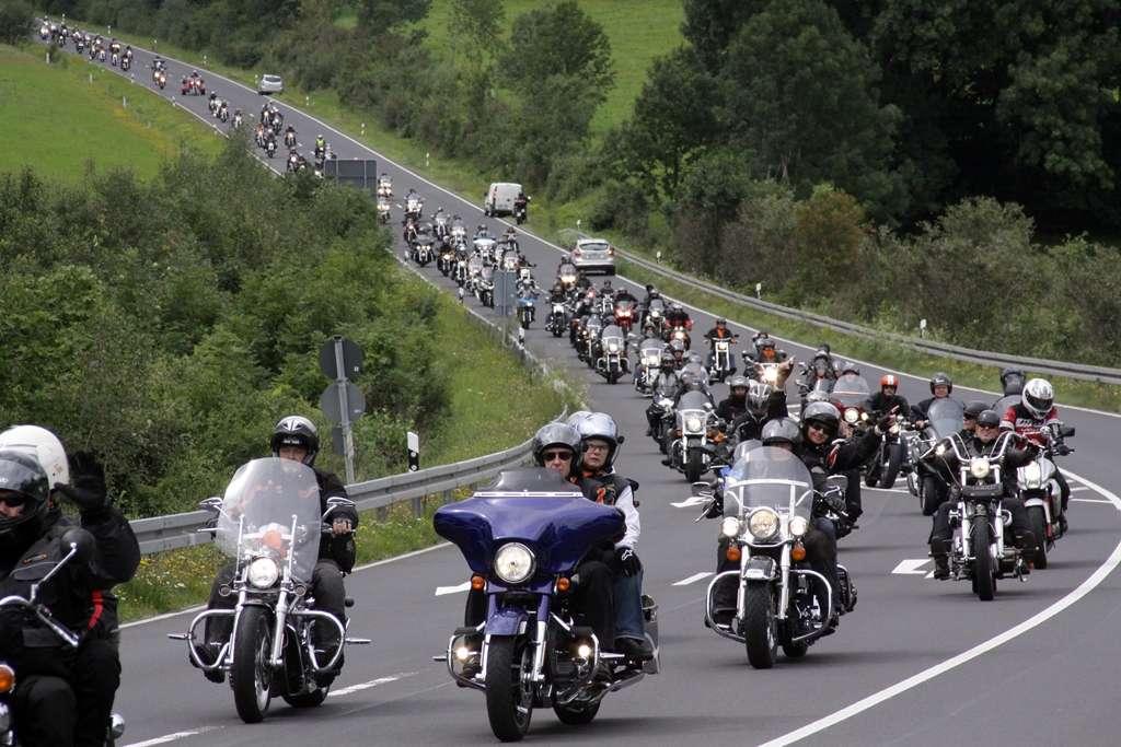 Friendship Ride Germany für den guten Zweck 2