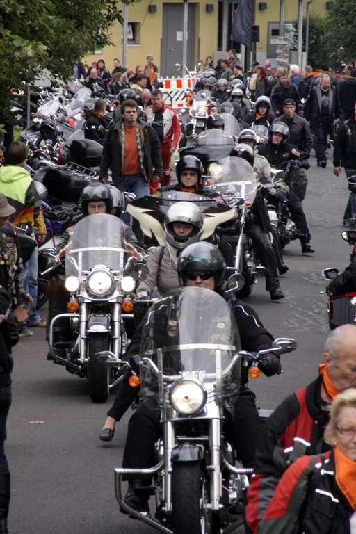 Friendship Ride Germany für den guten Zweck 9