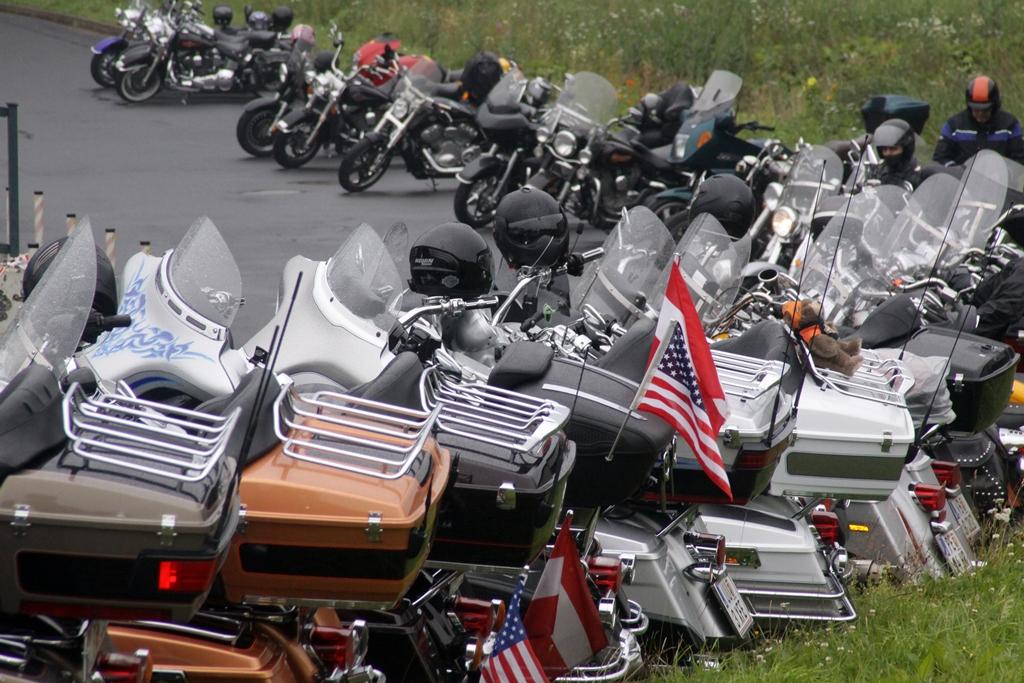 Friendship Ride Germany für den guten Zweck 19