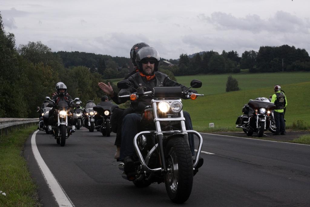 Friendship Ride Germany für den guten Zweck 20