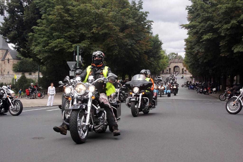 Friendship Ride 2011