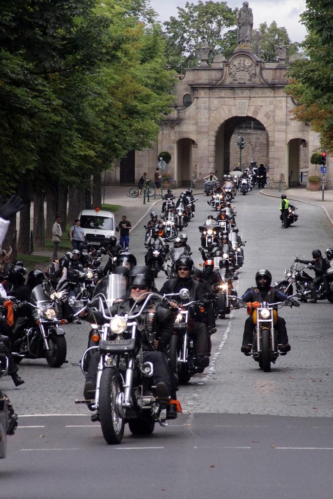 Friendship Ride Germany für den guten Zweck 22