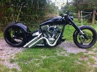 Harley-Davidson in Essen gestohlen!