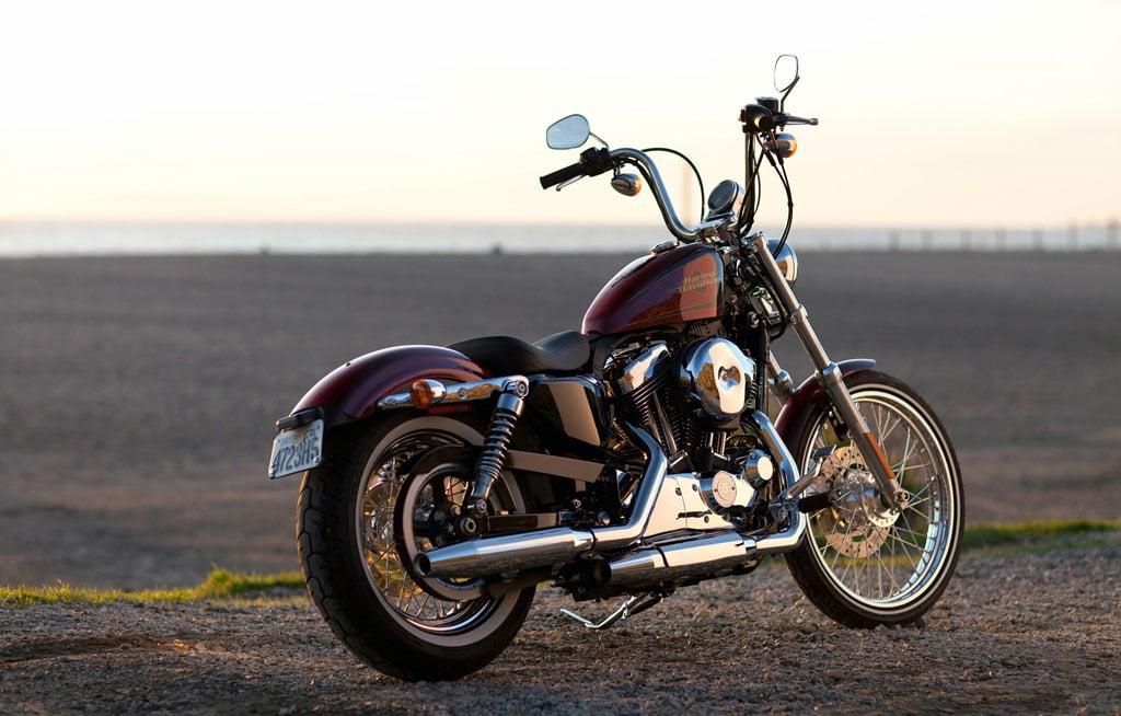 Harley-Davidson die Sportster Seventy-Two