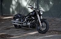 Harley-Davidson präsentiert die neue Softail Slim