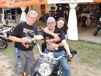 RADIO BOB! belohnte beste Biker-Story:  Glenn Happe aus Kassel gewinnt Wochenende auf dem  Edersee-Meeting 2012