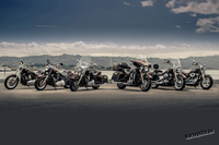 110 years of great harley-davidson motorcycles