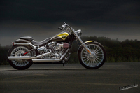 Harley-Davidson präsentiert die neuen CVO Modelle  CVO Breakout und CVO Road King