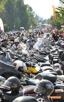 Die European Bike Week lockte über 100.000 Besucher nach Faak