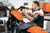 Jetzt die Harley für die nächste Saison fit machen!