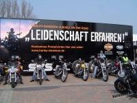 """Harley-Davidson Rhein-Neckar auf der """"Erlebnis Motorrad"""" 2013"""
