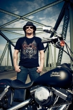 Kid Rock als Top Act bei Harley-Davidson Jubiläumsparty