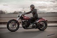 Harley-Davidson präsentiert die neue Softail Breakout