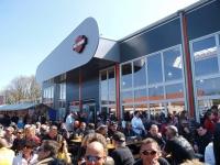 Jubiläumsparty am 1. Mai bei Harley-Davidson Westpoint in Augsburg