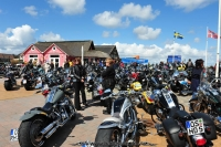Die 16. Harley Summertime Party Sylt steigt  vom 7. bis 9. Juni 2013