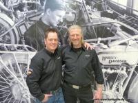 """Die Harley-Factory Frankfurt ist """"Händler des Jahres"""""""