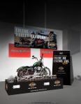 Harley rockt im Media Markt