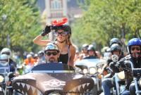 Die European Bike Week lockte 100.000 Motorradfans an den Faaker See