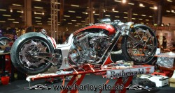 Custombike Show Harley Dome Cologne 2014