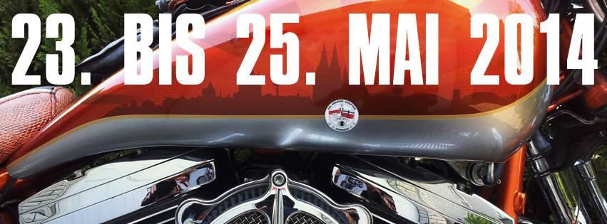In Köln beginnt die heiße Phase vom Harley-Dome