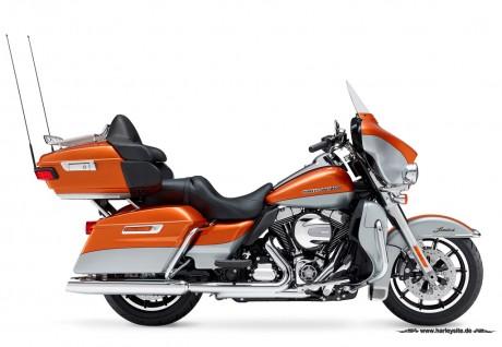 Harley-Davidson ruft Touring Modelle zurück