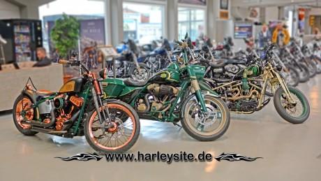 Hamburg Harley-Days 2014 | Harley und WM-Fieber
