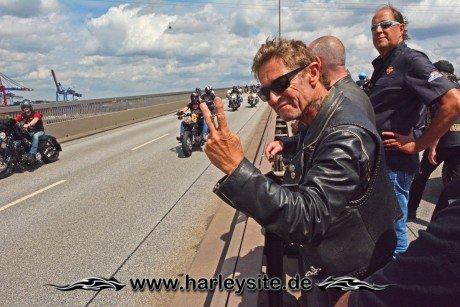 Die Hamburg Harley Days lockten vom 4. bis 6. Juli rund eine halbe Million Fans in die Hansestadt
