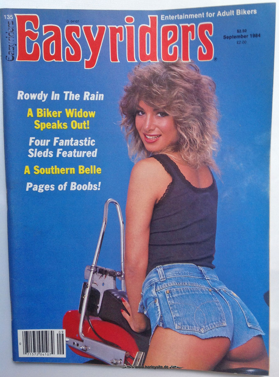Easyriders-Sept-1984 Cover