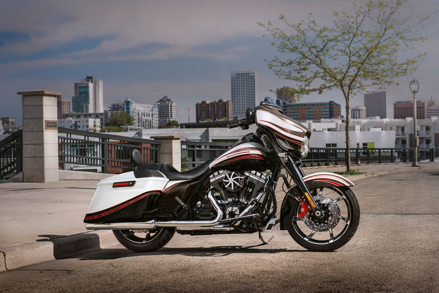 Der neue Harley-Davidson Zubehörkatalog für 2015 ist da