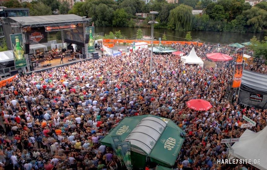 Events, die Harley Fans 2015 nicht versäumen sollten