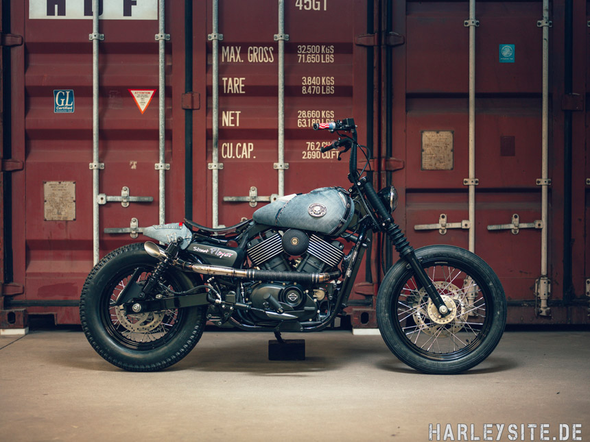 "HARLEY-DAVIDSON ""BATTLE OF THE KINGS""-CUSTOMIZING-CONTEST"
