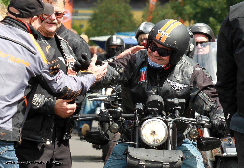 Dieses Jahr kein Harley-Davidson Friendship Ride auf der Wasserkuppe