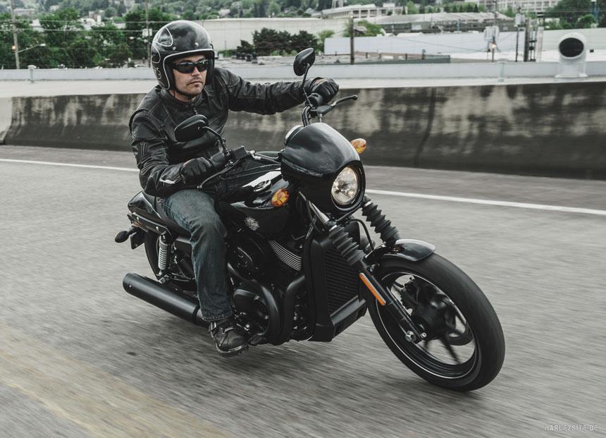Harley-Davidson Street 750 – Einstiegsmodell in die Welt des American Way of Ride