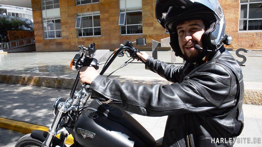HARLEY-DAVIDSON VERGIBT TRAUMJOB AN EINEN FRANZÖSISCHEN MOTORRADFAN