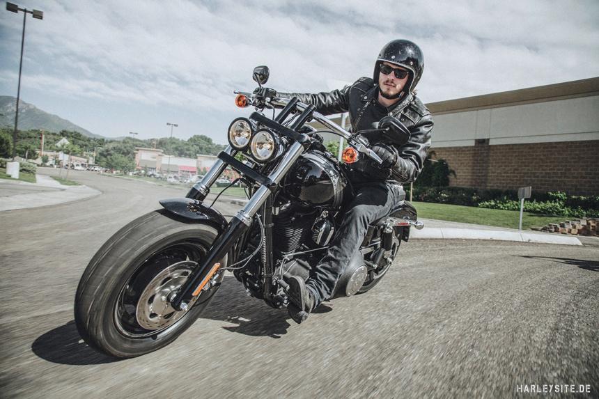 Die Motorräder mit dem geringsten Wertverlust stammen von Harley-Davidson