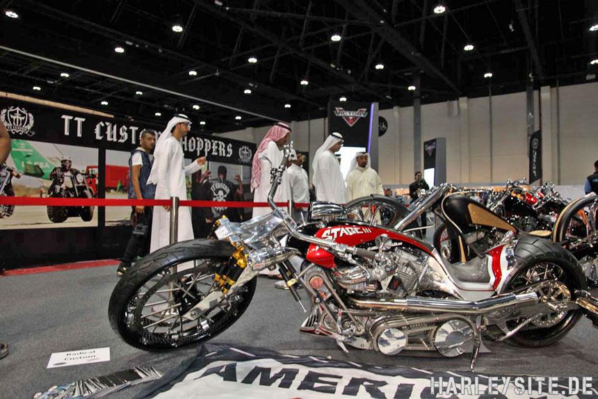 Customshow Emirates 2015