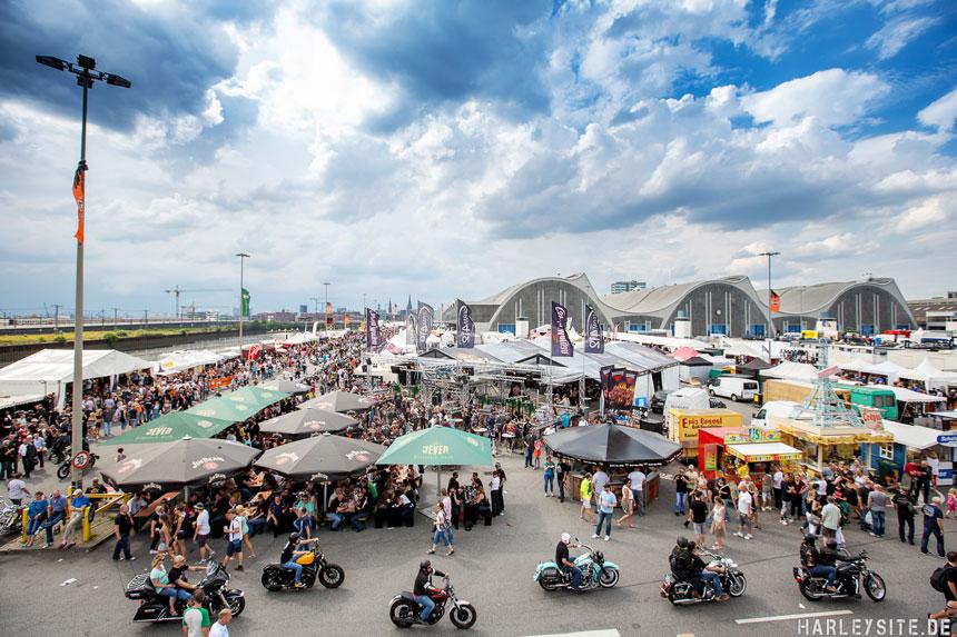 Hamburg Harley Days Bildnachweis: Harley-Davidson