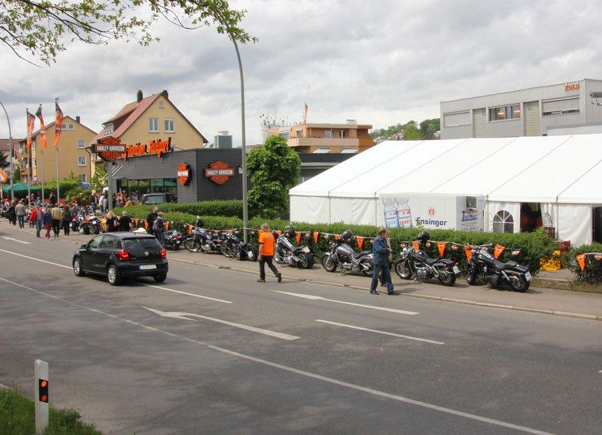 30 Jahre Harley-Davidson Stuttgart