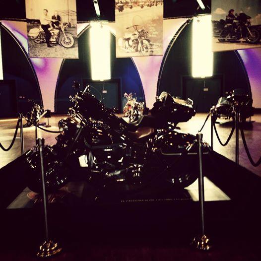 Die Vorbereitungen für den Harley Dome Cologne laufen!