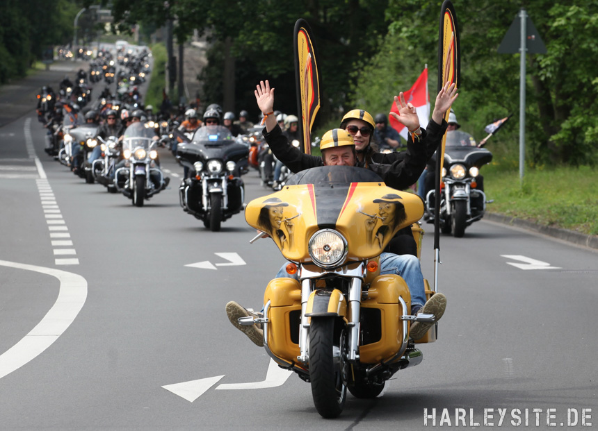 Der zweite Harley Dome Cologne war ein voller Erfolg