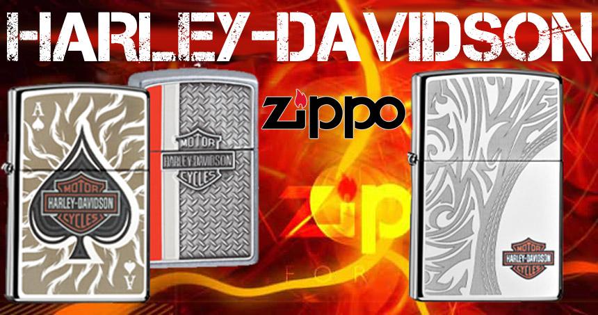 5x 1 Harley-Davidson Zippo zu gewinnen! (beendet)