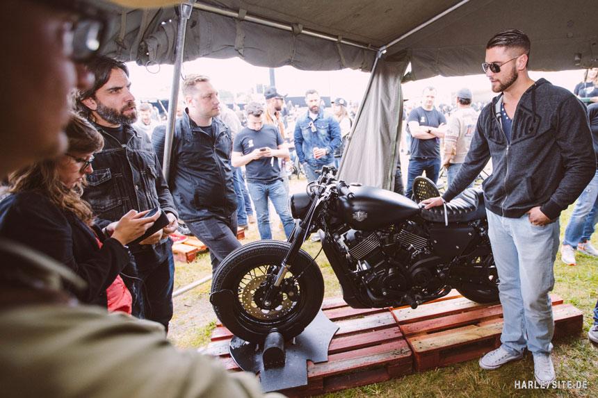 """Harley-Davidson Europe krönt den """"Custom King"""" aus der Tschechischen Republik"""